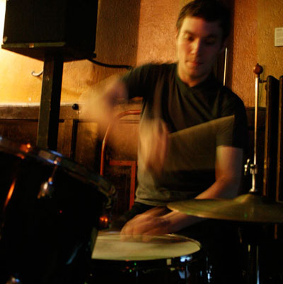 Matt Ferry (drums/percussion/laptop)